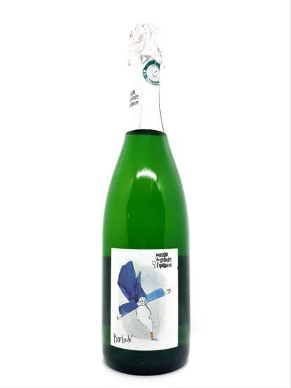 Achat de vin en ligne - Crémant de la Loire Barbule Saget la Perrière chez Tastavin votre caviste sur internet