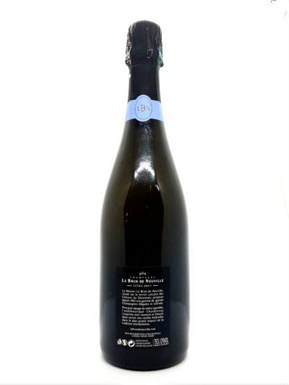 Achat de vin sur internet - Champagne blanc de blancs Extra Brut - Le Brun de Neuville - Tastavin votre caviste