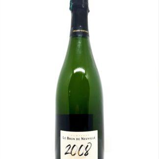 Commande de Champagne millésimé en ligne - 2008 Le Brun de Neuville - Tastavin caviste sur internet