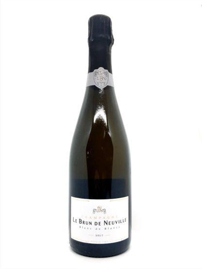 Commande de Champagne en ligne - Blanc de Blancs Le Brun de Neuville - Tastavin caviste