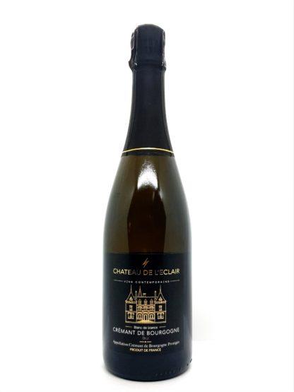Commande de crémant en ligne - Blanc de blancs de Bourgogne - Chateau de l Eclair - Tastavin livraison de vin à domicile