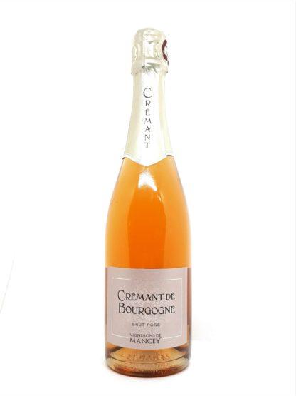 Commande de crémant de Bourgogne rosé en ligne - Vignerons de Mancey - Tastavin votre véritable caviste sur internet