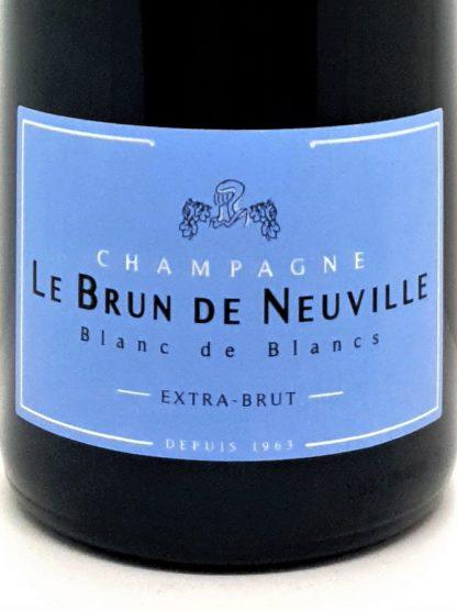 Commande de vin en ligne - Champagne extra brut blanc de blancs - Le Brun de Neuville - Tastavin votre caviste