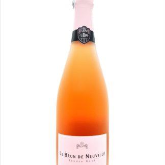 Commande en ligne de Champagne tendre rosé de Le Brun de Neuville chez Tastavin votre caviste sur internet