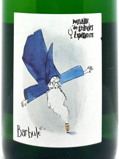 Crémant de la Loire Barbule Saget la Perrière - Tastavin vente de vin en ligne