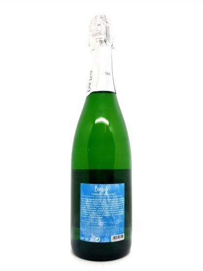 Livraison de vin à domicile - Crémant de la Loire 100% Chenin blanc - Barbule de Saget la Perrière - Tastavin véritable caviste sur internet