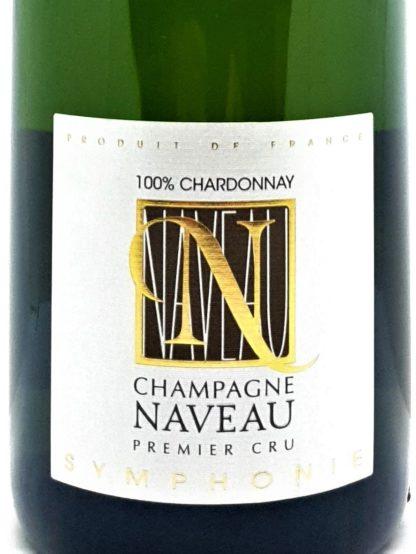 Vente en ligne de Champagne premier cru blanc de blancs Symphonie de Naveau - Tastavin véritable caviste