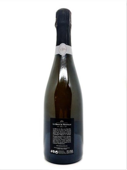 Livraison de Champagne à domicile - Blanc de Blancs Le Brun de Neuville - Tastavin véritable caviste