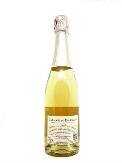 Livraison de crémant à domicile - Bourgogne blanc de blancs millésimé 2015 - Abbatia - Vignerons de Mancey - Tastavin réel caviste sur internet