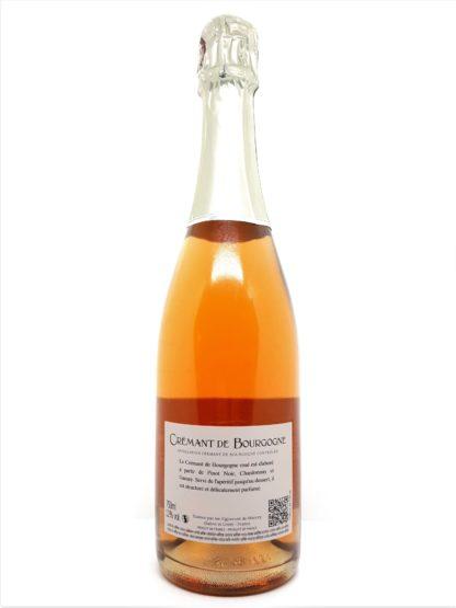 Livraison de crémant à domicile en France et en Europe - Bourgogne rosé - Vignerons de Mancey - Tastavin votre vendeur de vin sur internet