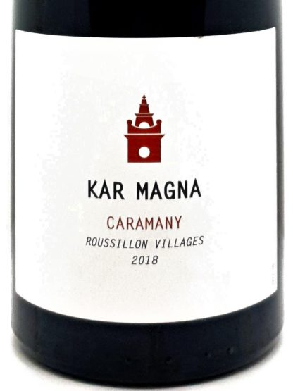 Livraison de vin rouge à domicile - Roussillon villages - Kar Magna des vignerons catalans - Tastavin votre caviste