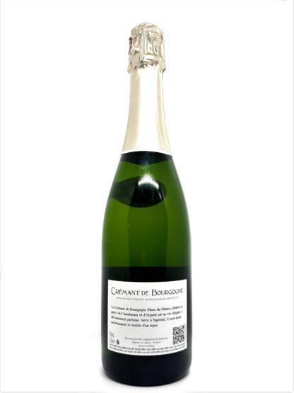 Livraison de crémant - Bourgogne brut blanc de blancs - Vignerons de Mancey - Tastavin véritable caviste en ligne