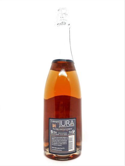 Livraison de vin en France a domicile - Crémant rosé Jura - Fruitiere vinicole Arbois - Tastavin marchand de vin en ligne