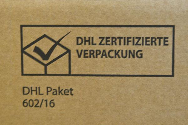 Livraison de vin garantie et sécurisée par le transporteur DHL - Tastavin marchand de vin en ligne