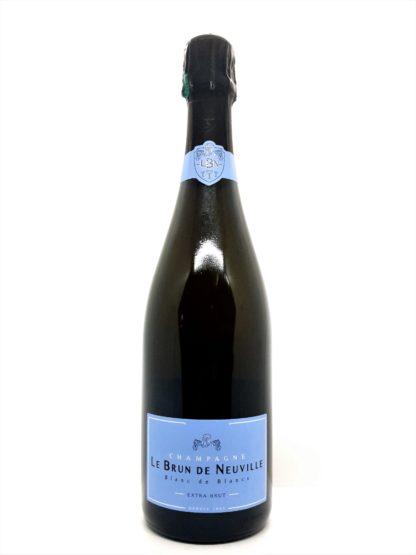 Vente de vin en ligne - Champagne extra brut blanc de blancs - Le Brun de Neuville - Tastavin caviste sur internet