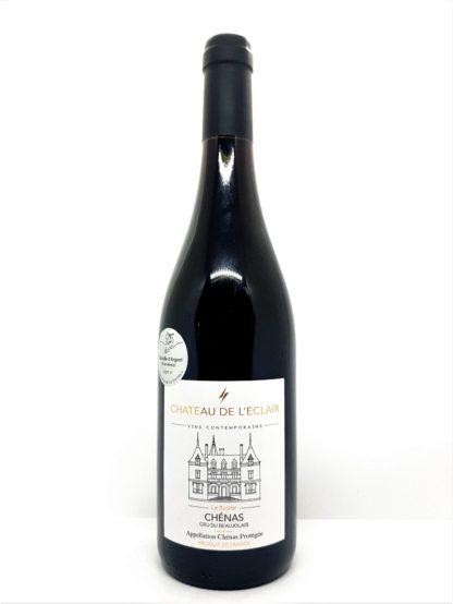 Vente de vin rouge en ligne Chenas 2015 Le bucher du Chateau de l Eclair - Tastavin votre caviste sur internet