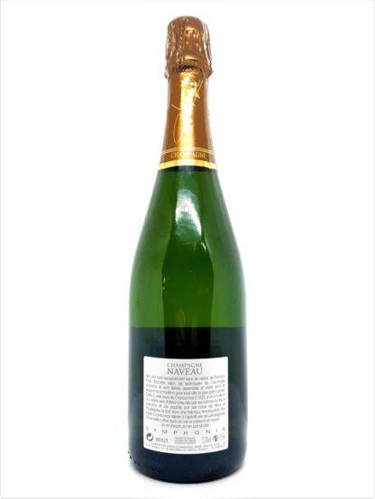 Vente en ligne de Champagne premier cru blanc de blancs Symphonie Naveau - Tastavin votre caviste