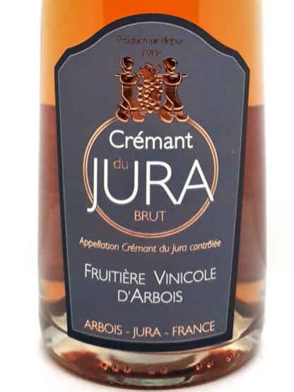 Vente de vin en ligne - Crémant rosé du Jura - fruitière vinicole d Arbois - Tastavin votre caviste