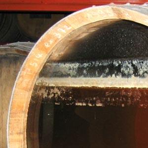 Le lie de vin est une matière solide issue de la fermentation des vins qui se dépose au fond des fûts - Guide des vins Tastavin