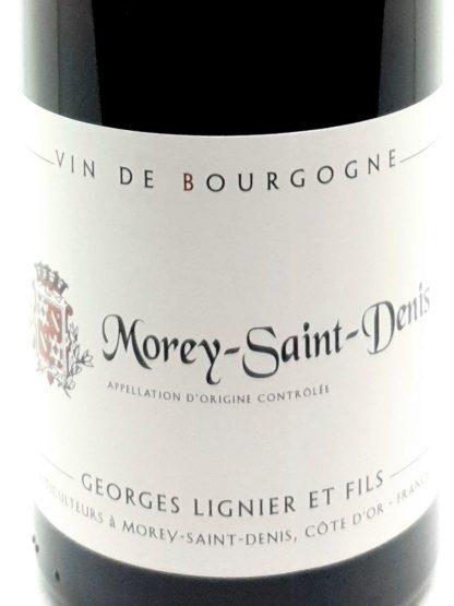 Achat de vin rouge de Bourgogne en ligne. Morey Saint Denis du domaine Geaorges Lignier et Fils. Tastavin, votre réel caviste sur internet vous livre à la maison