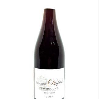Achat de vin rouge de Bourgogne en ligne - Pinot Noir 2017 - Domaine Dupré - Tastavin votre caviste en ligne
