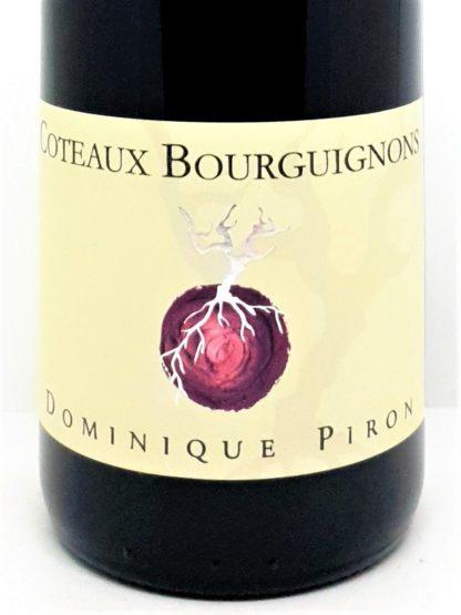 Commande de vin en ligne Coteaux Bourguignons 2016 des domaines Dominique Piron - tastavin, votre caviste préféré sur internet vous livre à domicile.