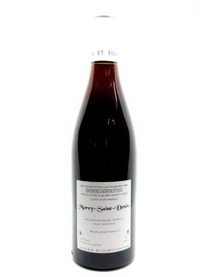 Livraison de vin rouge de Bourgogne en ligne. Morey Saint Denis du domaine Geaorges Lignier et Fils. Tastavin, votre réel caviste sur internet vous livre à la maison