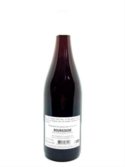 Vente de vin en ligne - Pinot noir de Bourgogne - Vin végan - Domaine Dupré - Tastavin votre caviste sur internet