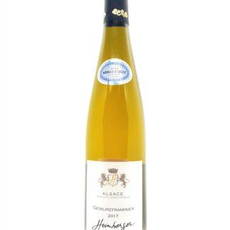 Vente de vin blanc d'Alsace en ligne - Gewurztraminer 2017 de la cave de Beblenheim - Tastavin votre caviste sur internet