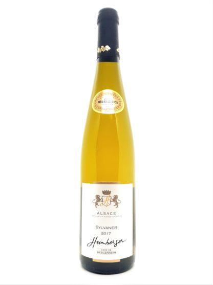 Vente de vin blanc d'Alsace en ligne - Sylvaner 2017 de la cave de Beblenheim - Tastavin votre caviste sur internet