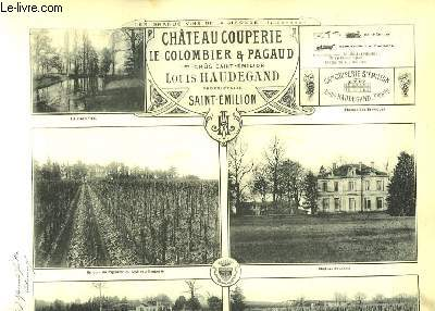 Château la Couperie - Blog du vin de Tastavin, votre vendeur de vin en ligne