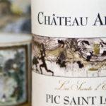 Chateau aerien Les secrets d Eole, Pic Saint-Loup. Dégustation de ce vin rouge par l équipe de caviste de Tastavin