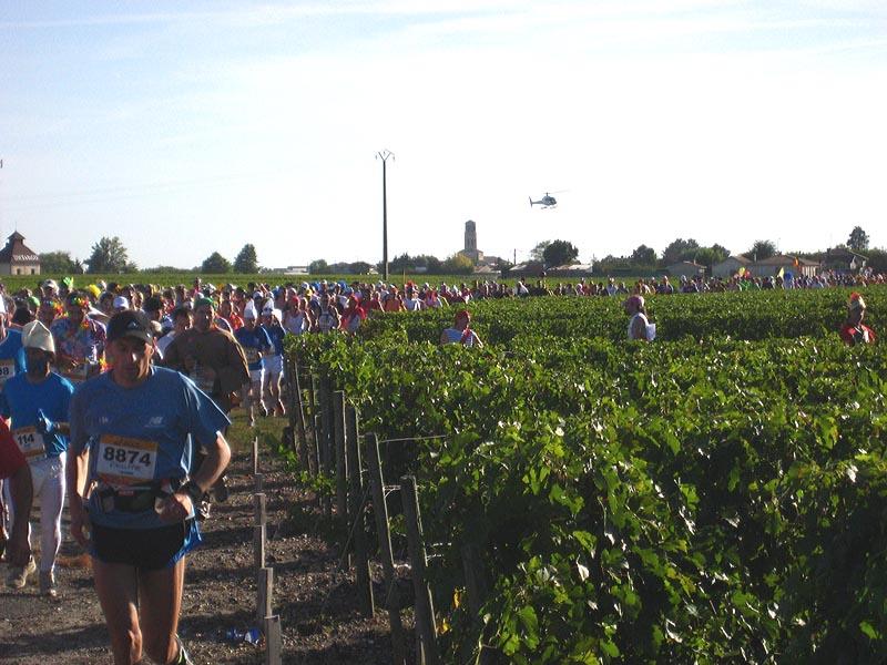 Dix courses à pied pour les amateurs de vin.