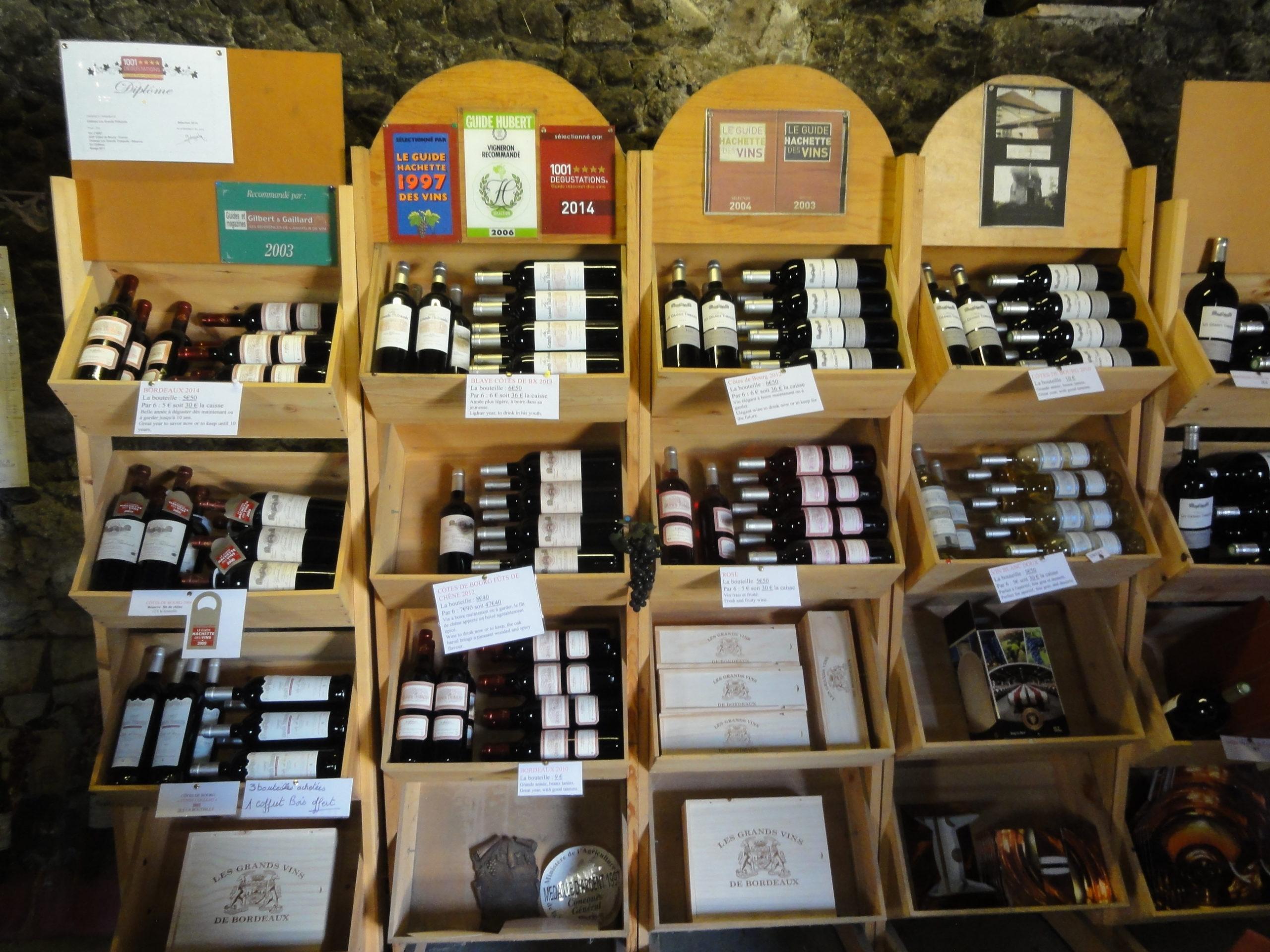 Meilleurs millésimes des vins de Bordeaux