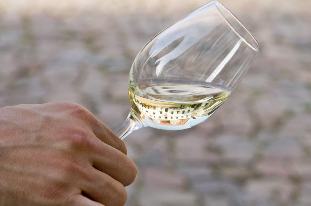 Livraison de vin blanc a domicile