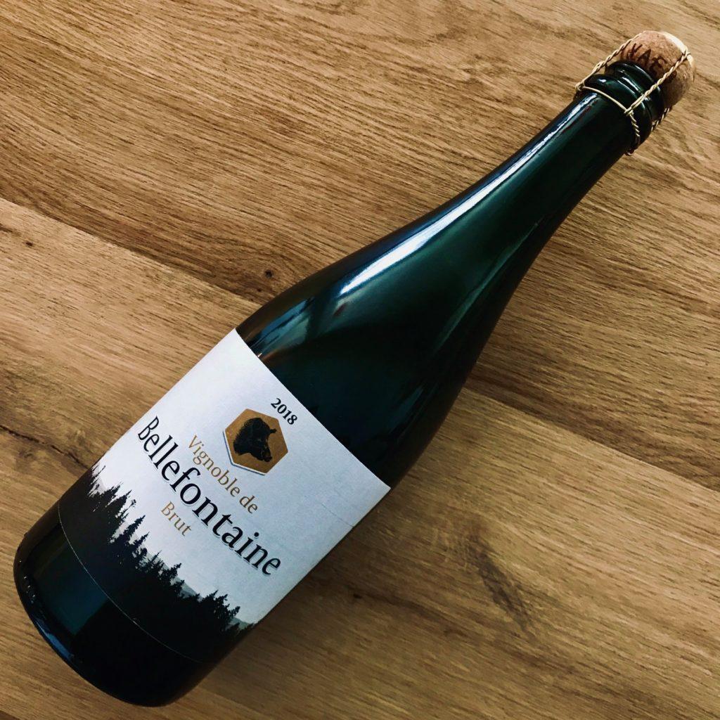 Vin de Wallonie - Mousseux AOP vinifié en méthode champenoise