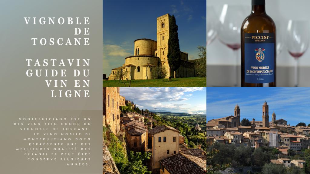 Le Nobile di Montepulciano DOCG ne peut être produit que sur la commune de Montepulciano. Vignoble de Toscane, guide du vin en ligne de votre caviste Tastavin.